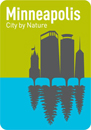 Minneapolis City by Nature logo 2011