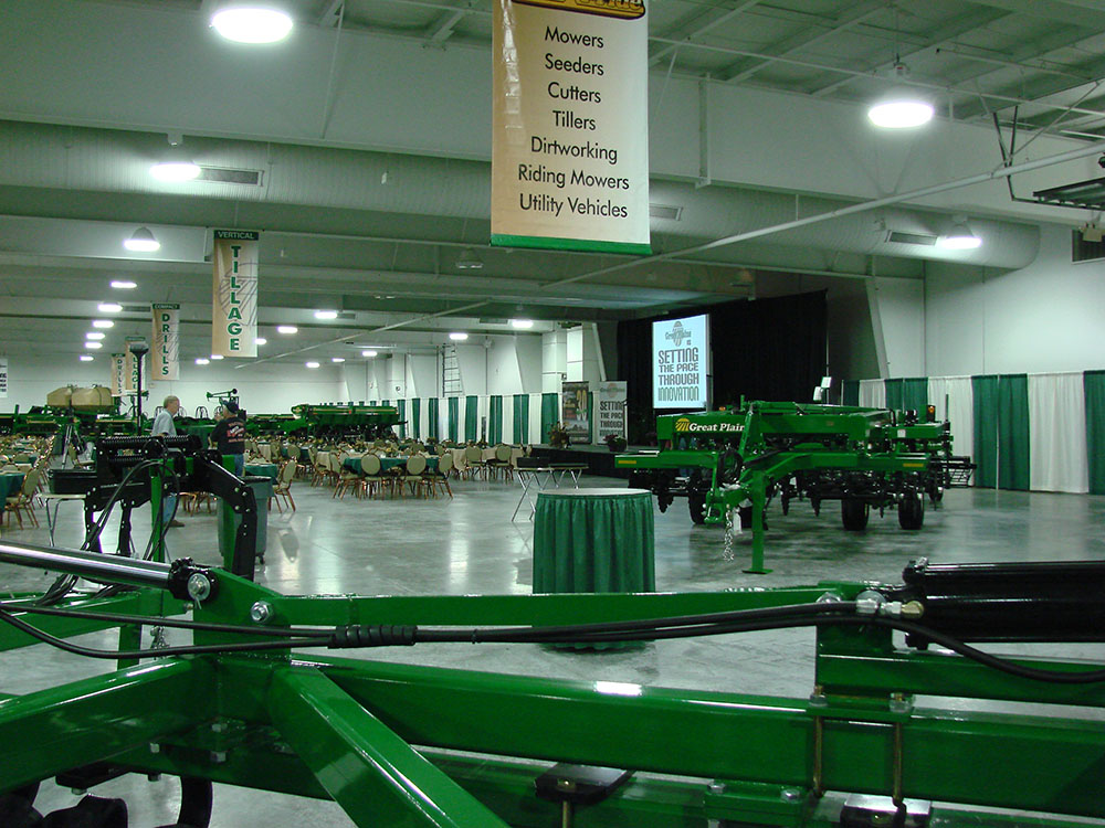 Farm Equipment Exposition