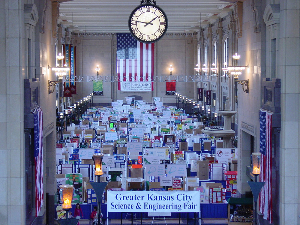 Science Fair Union Station Convention